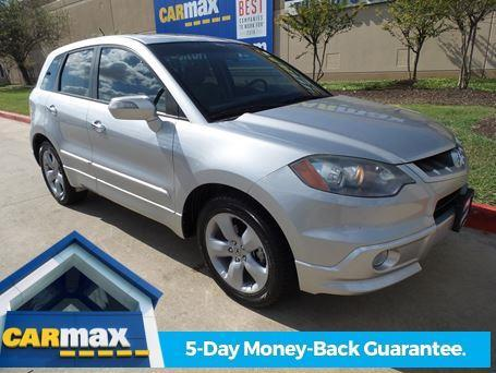 2008 Acura RDX SH-AWD SH-AWD 4dr SUV