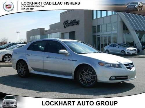 2008 Acura Tl Type S Navigation >> 2008 Acura Tl 4d Sedan Type S For Sale In Fishers Indiana