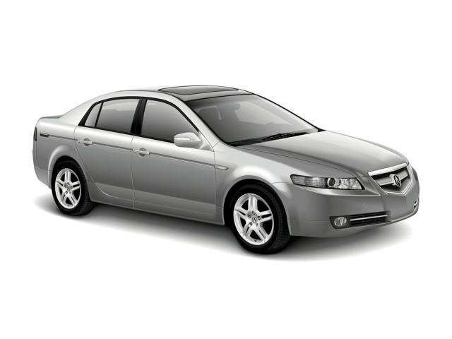 2008 Acura TL Base 4dr Sedan