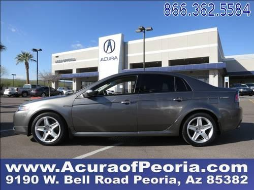 2008 acura tl sedan type s w nav for sale in peoria arizona classified. Black Bedroom Furniture Sets. Home Design Ideas