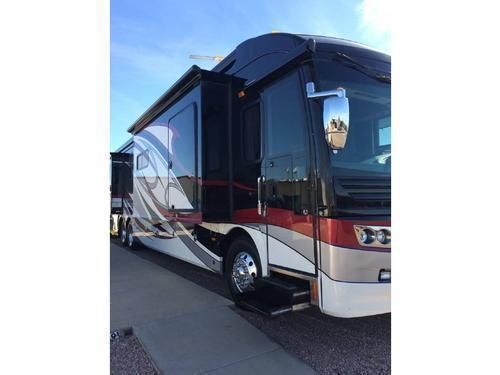 2008 American Eagle 45D Wheelchair Accessible