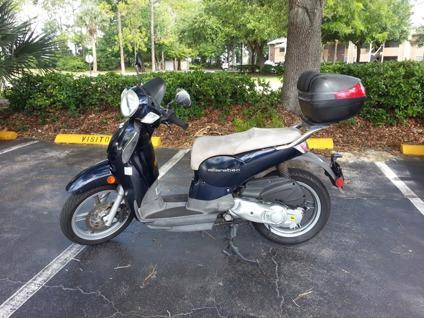 2008 Aprilia Scarabeo 200 scooter for Sale in Daytona ...