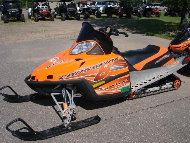2008 Arctic Cat Crossfire 800 Sno Pro for Sale in Harvey ...