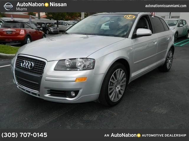 Autonation Nissan Miami >> 2008 Audi A3 for Sale in Miami, Florida Classified ...