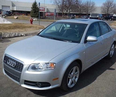 2008 audi a4 for sale in byron center michigan classified. Black Bedroom Furniture Sets. Home Design Ideas