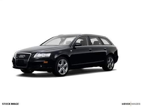 2008 audi a6 station wagon for sale in allamuchy township. Black Bedroom Furniture Sets. Home Design Ideas