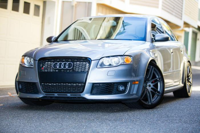 2008 audi rs4 for sale in pe ell washington classified. Black Bedroom Furniture Sets. Home Design Ideas