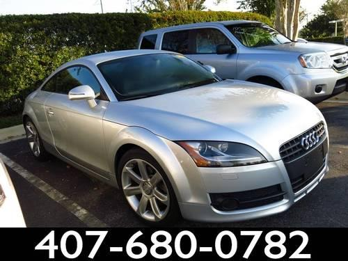 2008 audi tt for sale in lake forest florida classified. Black Bedroom Furniture Sets. Home Design Ideas