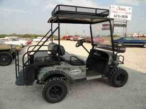 2008 Bad Boy 4x4 Buggy Electric Suv Abilene Texas For