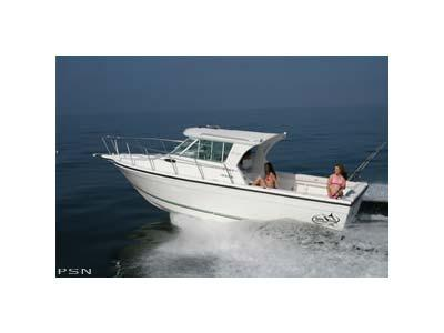 2008 Baha Cruisers 277 GLE IB
