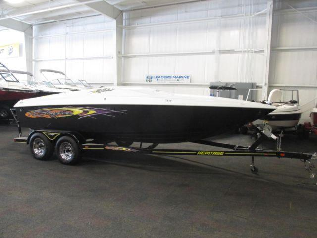 2008 Baja 20 Outlaw 260 Hp And Only 44 Engine Hours For