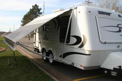 2008 BIGFOOT 25B21FB 4 Season Travel Trailer - Tandem