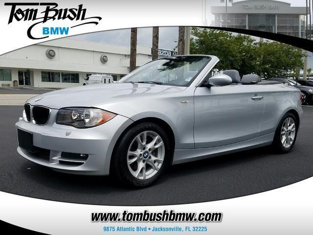 2008 bmw 1 series 128i 128i 2dr convertible for sale in jacksonville florida classified. Black Bedroom Furniture Sets. Home Design Ideas