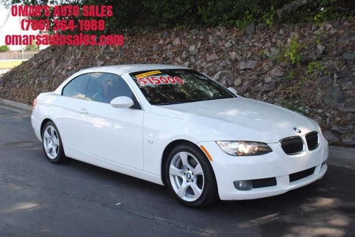 2008 BMW 3 Series 328i 328i 2dr Convertible