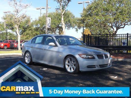 2008 BMW 3 Series 335i 335i 4dr Sedan SA