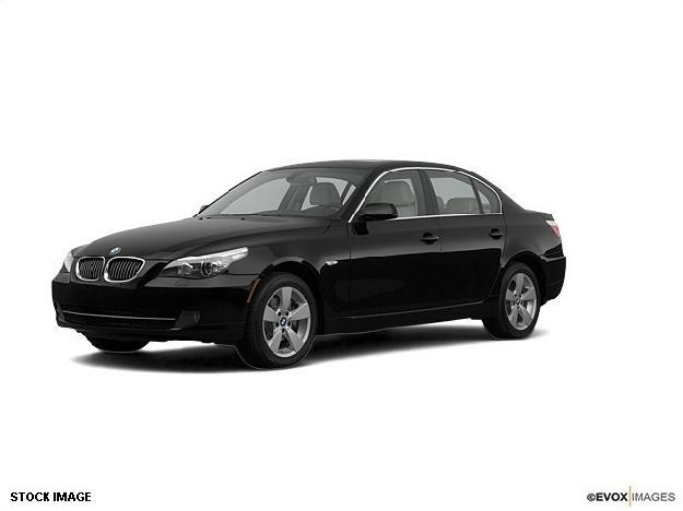 2008 BMW 5 Series 4dr Sdn 528xi AWD