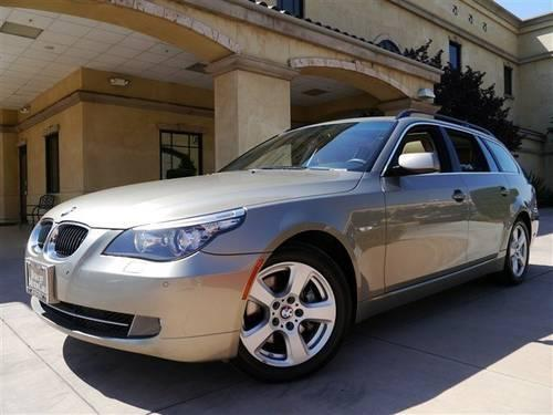 2008 bmw 5 series station wagon 535xit for sale in san jose california classified. Black Bedroom Furniture Sets. Home Design Ideas