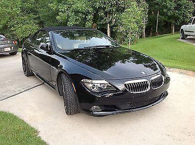 2008 BMW 650i Base Convertible 2-Door 4.8L for Sale in Hootenville ...