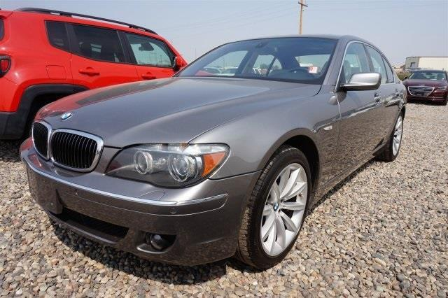 2008 BMW 7 Series 750i 750i 4dr Sedan