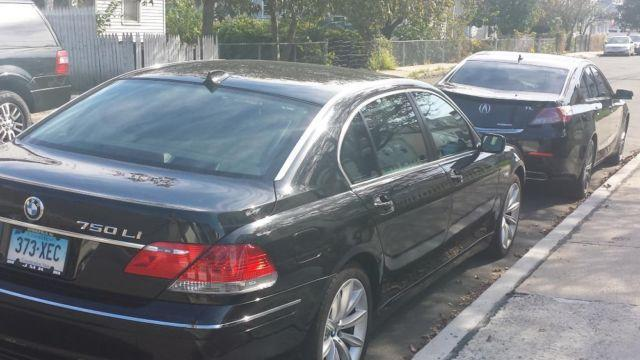 2008 bmw 750li for sale in stamford connecticut classified. Black Bedroom Furniture Sets. Home Design Ideas
