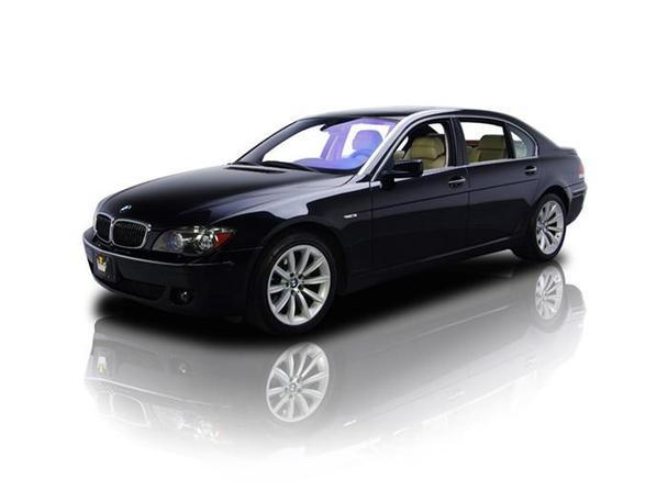 2008 bmw 750li for sale in charlotte north carolina classified. Black Bedroom Furniture Sets. Home Design Ideas