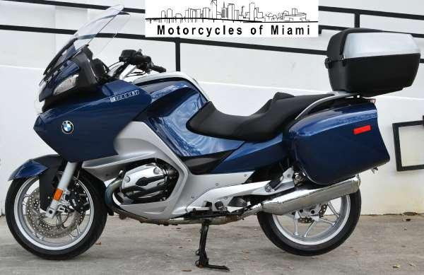 2008 bmw r 1200 rt for sale in miami florida classified. Black Bedroom Furniture Sets. Home Design Ideas