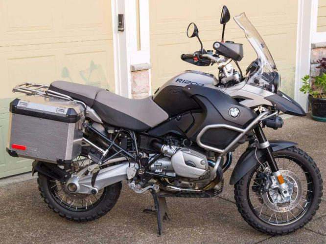 2008 bmw r1200gs adventure for sale in portland oregon classified. Black Bedroom Furniture Sets. Home Design Ideas