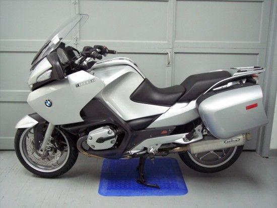2008 Bmw R1200rt Low Suspension Silver 12728 Miles Ex