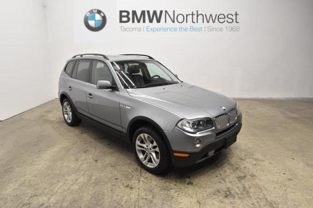2008 bmw x3 awd 4dr suv for sale in tacoma washington classified. Black Bedroom Furniture Sets. Home Design Ideas