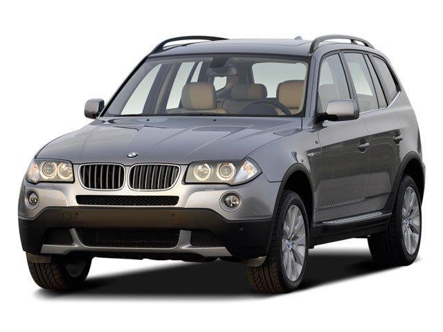 2008 BMW X3 3.0si AWD 3.0si 4dr SUV