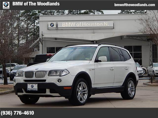 2008 bmw x3 for sale in conroe texas classified. Black Bedroom Furniture Sets. Home Design Ideas