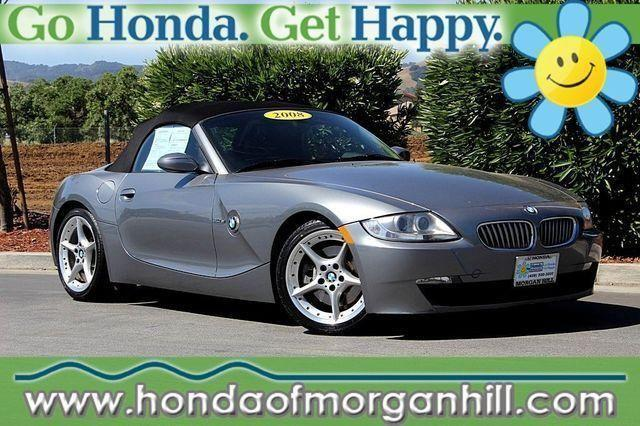 2008 Bmw Z4 Convertible 2dr Roadster 3 0si For Sale In Morgan Hill California Classified