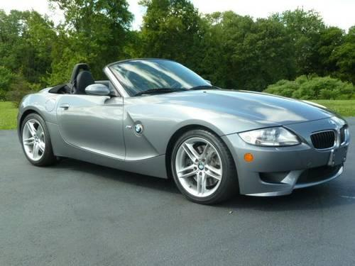 2008 Bmw Z4m Convertible M Series For Sale In Hulmeville Pennsylvania Classified