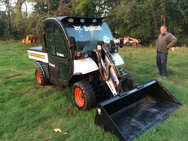 Buy Here Pay Here Md >> 2008 BOBCAT 5600 TOOLCAT UTV LOADER for Sale in Hagerstown, Maryland Classified | AmericanListed.com