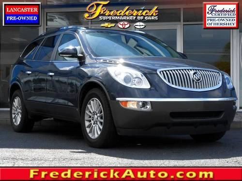 2008 buick enclave 4d sport utility cxl for sale in avon pennsylvania classified. Black Bedroom Furniture Sets. Home Design Ideas