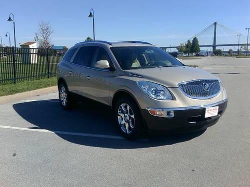 2008 Buick Enclave Cxl Leather Amp Loaded Rear