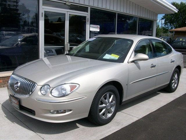 2008 Buick Lacrosse Cx For Sale In Cadott Wisconsin