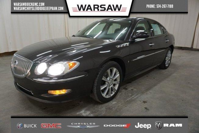 Warsaw Buick Gmc >> 2008 Buick Lacrosse Super For Sale In Warsaw Indiana
