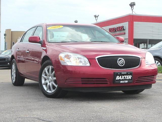 2008 buick lucerne car 4dr sdn v6 cxl for sale in omaha. Black Bedroom Furniture Sets. Home Design Ideas