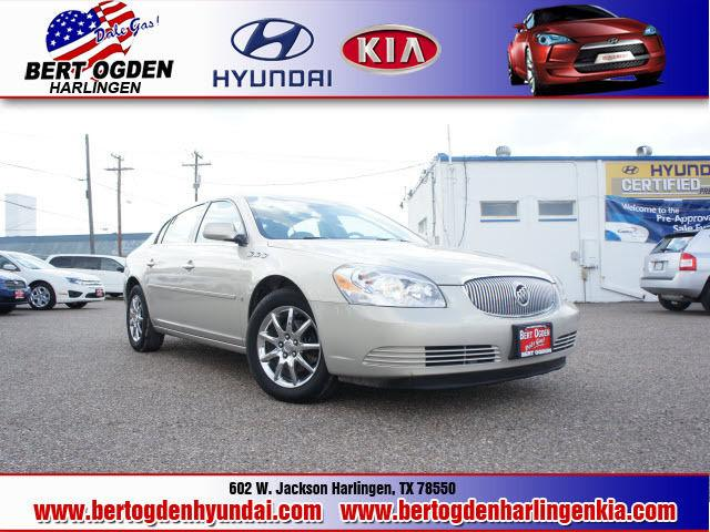 2008 buick lucerne cxl for sale in harlingen texas. Black Bedroom Furniture Sets. Home Design Ideas