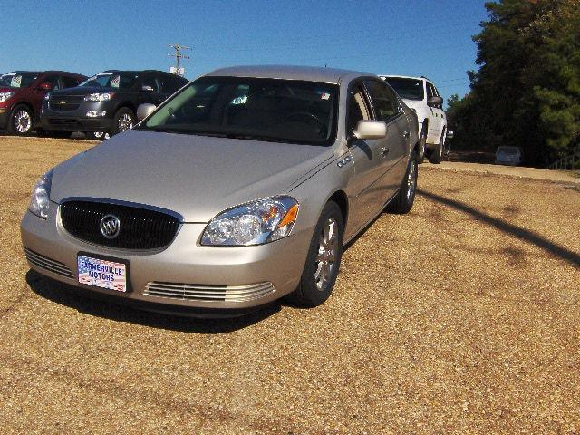 2008 buick lucerne cxl for sale in farmerville louisiana. Black Bedroom Furniture Sets. Home Design Ideas