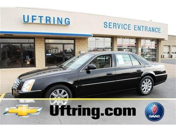 2008 cadillac dts for sale in east peoria illinois classified. Black Bedroom Furniture Sets. Home Design Ideas
