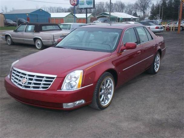 2008 Cadillac Dts For Sale In Mount Vernon Ohio Classified Americanlisted Com