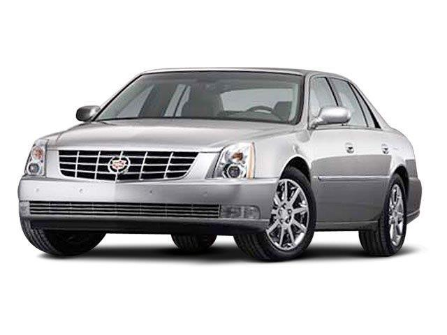 2008 Cadillac DTS Base Base 4dr Sedan