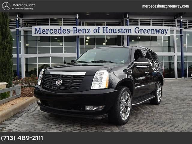 2008 cadillac escalade for sale in houston texas for Mercedes benz houston greenway