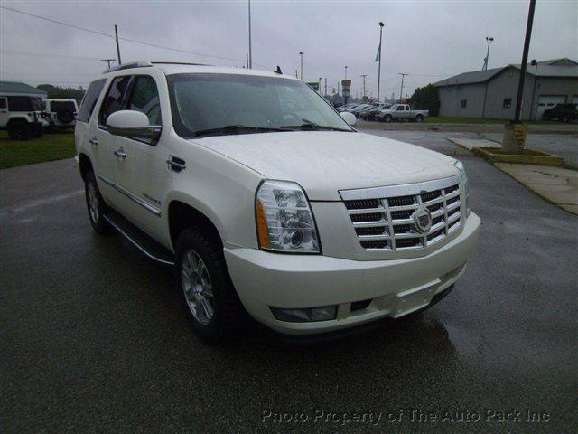 2008 Cadillac Escalade For Sale: 2008 Cadillac Escalade For Sale In Inwood, Indiana