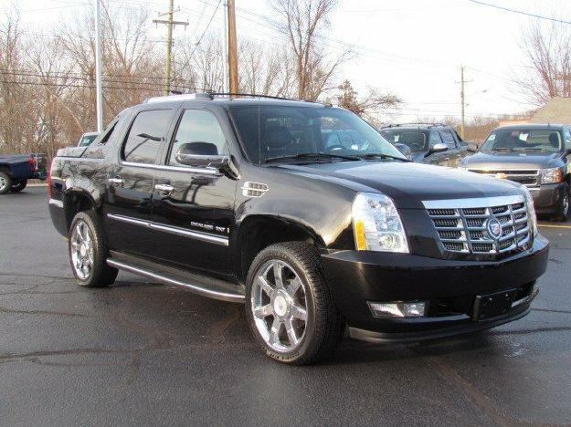 2008 CADILLAC Escalade EXT AWD 4dr For Sale In Norwich