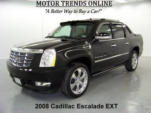 2008 Cadillac Escalade EXT Truck AWD 4dr for Sale in Alvin ...