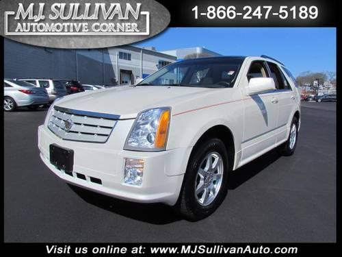 2008 cadillac srx sport utility awd for sale in fort trumbull connecticut classified. Black Bedroom Furniture Sets. Home Design Ideas