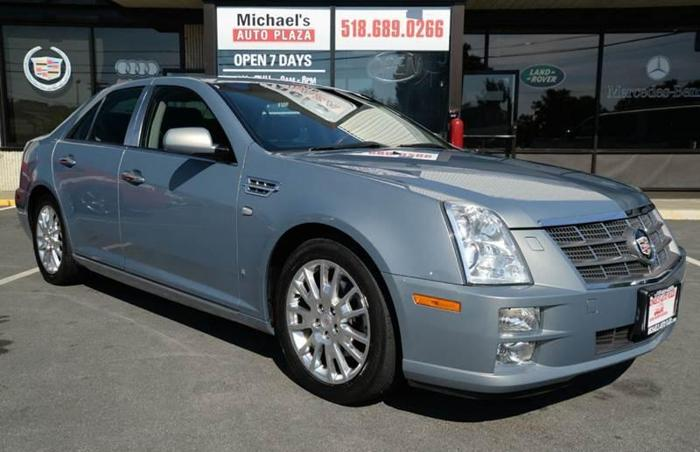 2008 cadillac sts 4 luxury we finance for sale in east. Black Bedroom Furniture Sets. Home Design Ideas